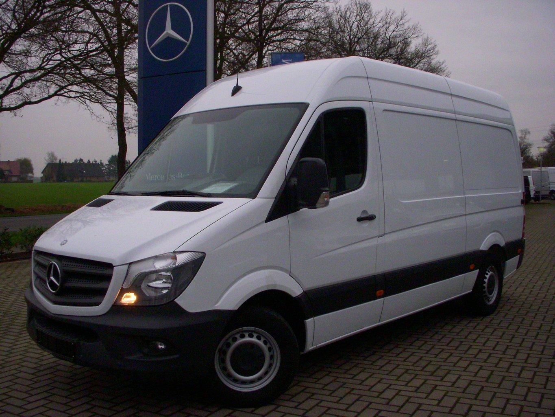 sprinter 216 cdi kastenwagen modell 2014 beispielfahrzeug. Black Bedroom Furniture Sets. Home Design Ideas