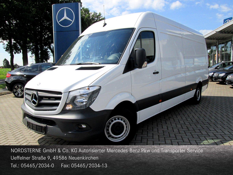 sprinter 313 cdi kastenwagen modell 2014 beispielfahrzeug. Black Bedroom Furniture Sets. Home Design Ideas
